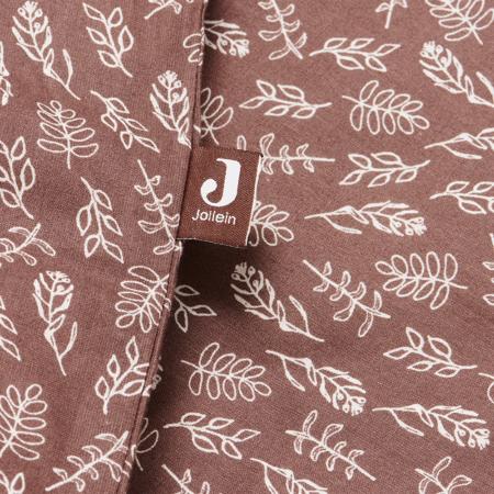 Immagine di Jollein® Biancheria da letto per bambini Snake Pale Pink 140x100