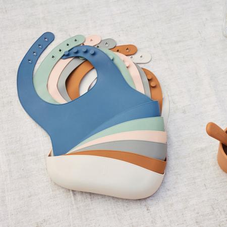 Immagine di  Jollein® Bavaglino di silicone Nougat