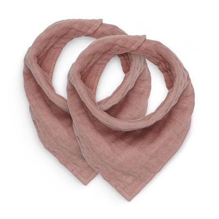 Immagine di Jollein® Bavaglino di cotone Rosewood 2 pezzi