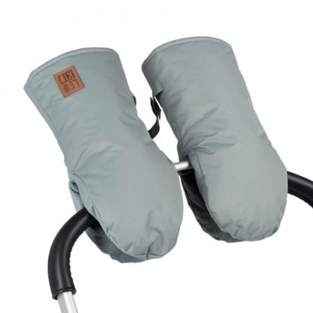 Leokid® Guanti per passeggino Steel Wool