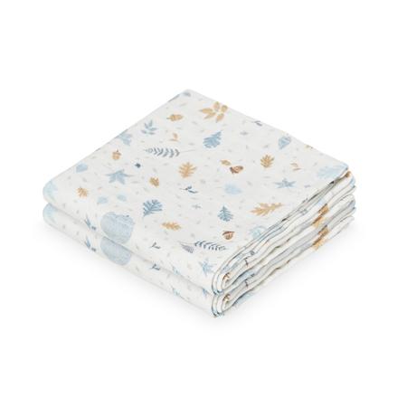 CamCam® Set di pannolini tetra GOTS  Forest