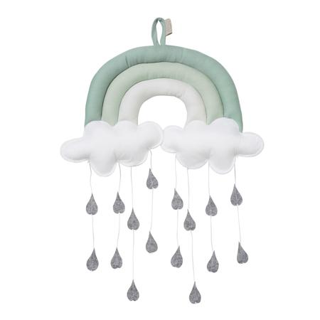 Immagine di CamCam® Arcobaleno decorativo pendente Mix Dusty Green