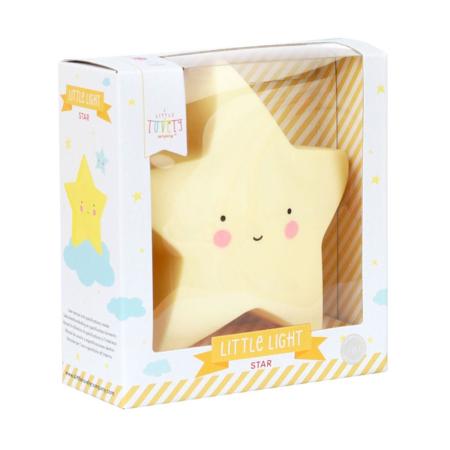 A Little Lovely Company® Piccola lampada Stella Yellow