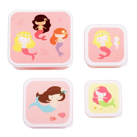 A Little Lovely Company® Contenitori snack Mermaids