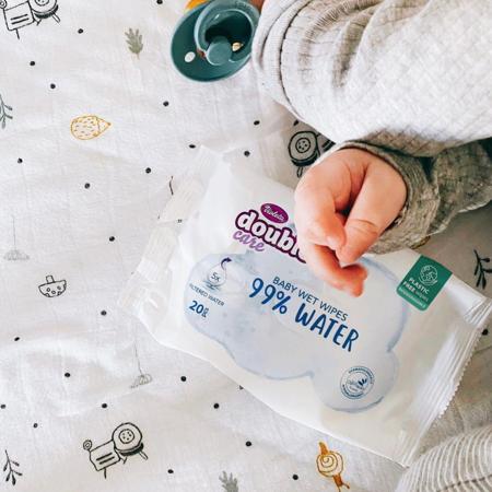 Immagine di Violeta® Baby salviette idratanti WATER CARE 20/1
