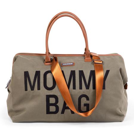 Childhome® Borsa fasciatoio Mommy Bag  Kaki
