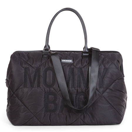 Immagine di Childhome® Borsa fasciatoio Mommy Bag Zwart