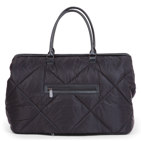 Childhome® Borsa fasciatoio Mommy Bag Zwart