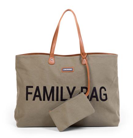 Childhome® Borsa Family Bag Kaki