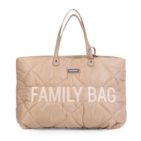 Immagine di Childhome® Borsa Family Bag Beige