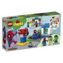 Evitas_LEGO_Duplo_Adventures of Spiderman and Hulk (2)