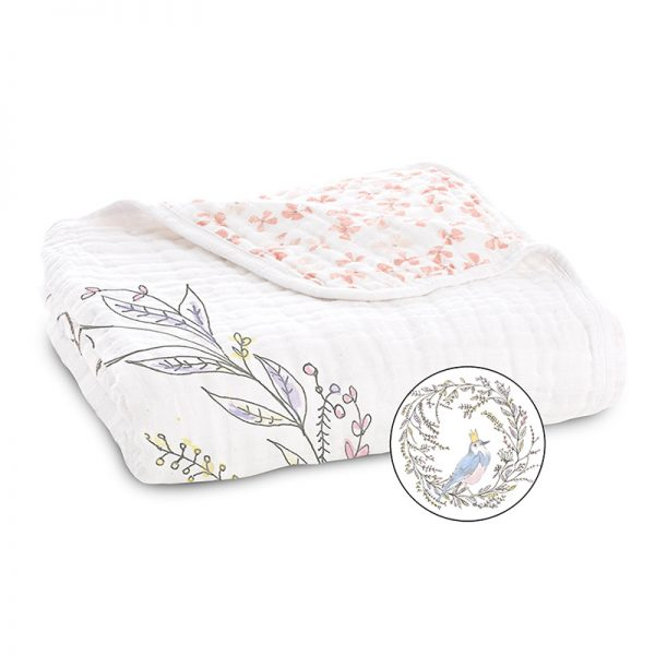 6130_1-baby-blanket-muslin-bird-nest-pink-flowers