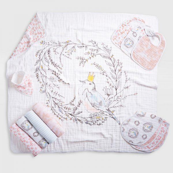 6130_5-baby-blanket-muslin-bird-nest-pink-flowers